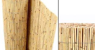 51DuETF+RgL 310x165 - bambus-discount.com Schilfrohrmatten Premium Beach, 180 hoch x 600cm breit, EIN Produkt Sichtschutz Matten Windschutzmatten
